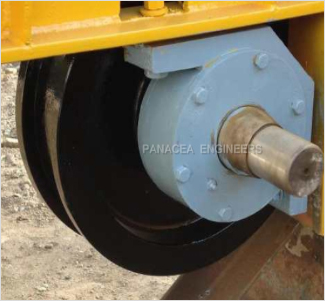 wheel assembly manufacturer in Dubai